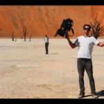 On location Namibia 0060