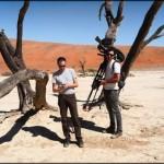 On location Namibia 0062